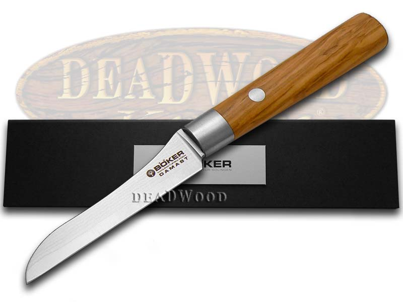 boker tree brand premium kitchen cutlery olive wood
