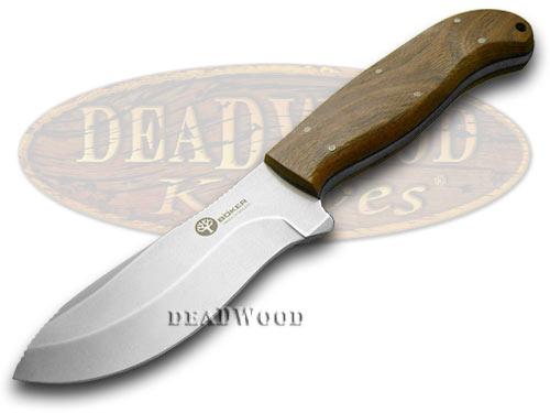 Boker Arbolito Full Tang Guayacan T6MoV Stainless Skinner Hunting Knife Knives