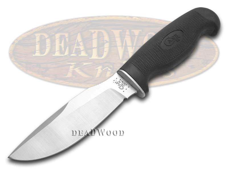 Case xx Lightweight Black Synthetic Drop Point Fixed Blade Hunter Stainless Knife Knives