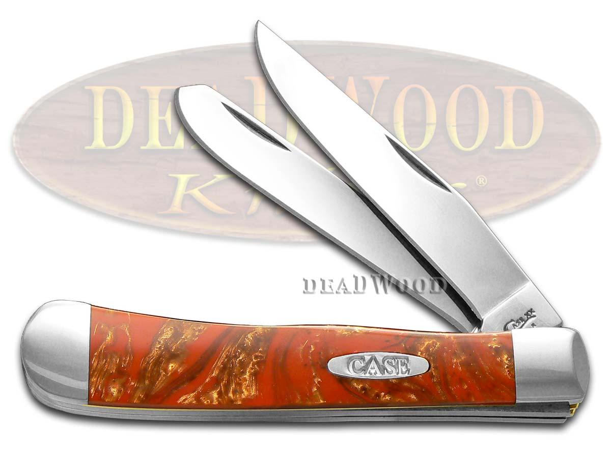 Case xx Devils Canyon Corelon Trapper Stainless Pocket Knife Knives