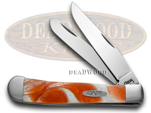 Case xx Fire Feathers Corelon Trapper Pocket Knife Knives