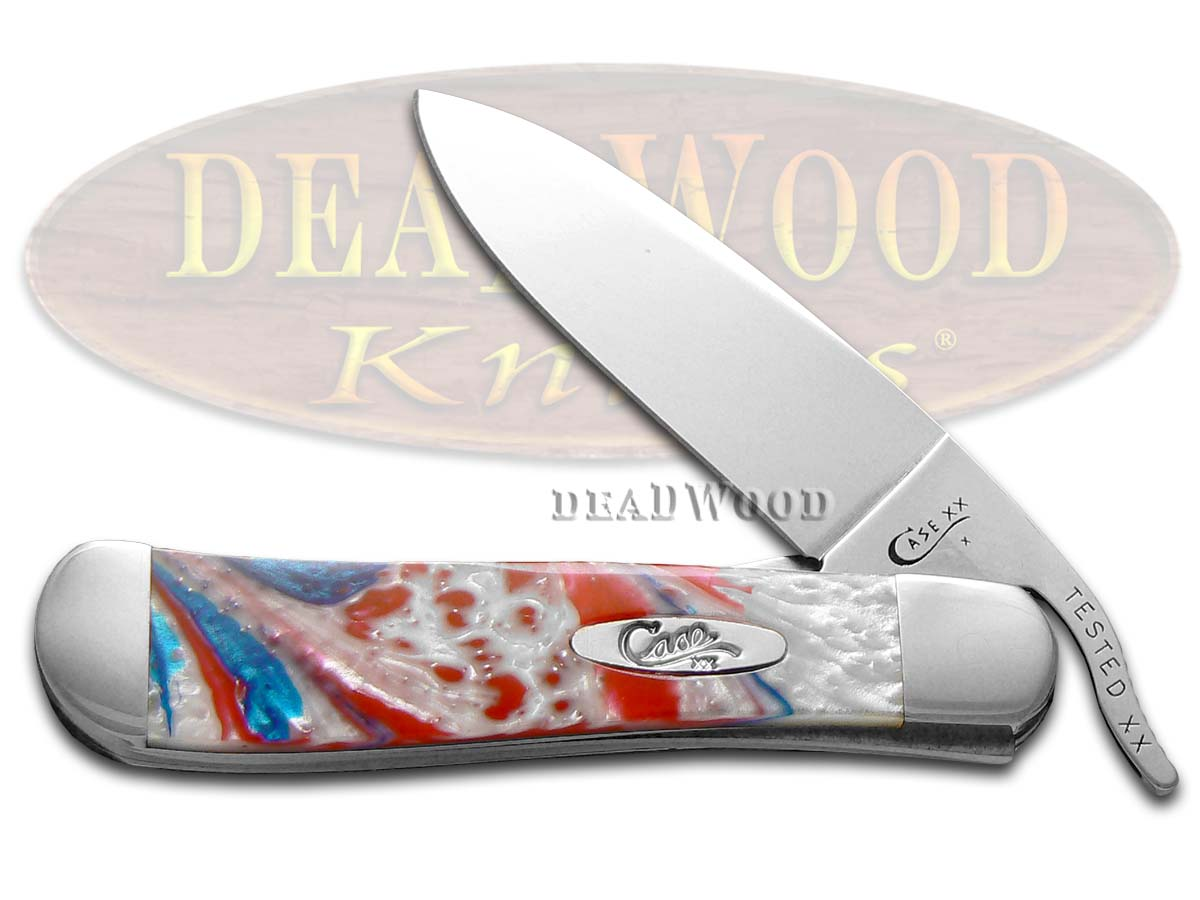 Case xx Freedom Corelon Russlock Stainless Pocket Knife Knives