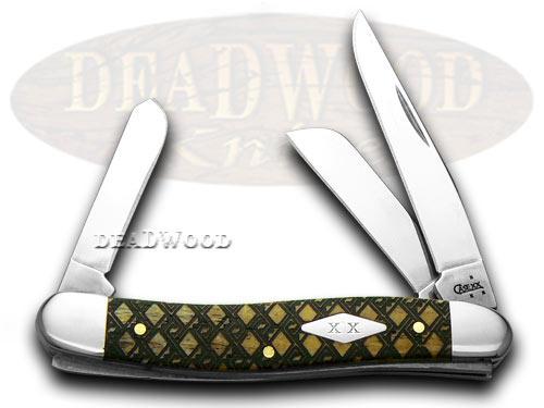 Case xx Celtic Maze Antique Stockman 1/500 Pocket Knife Knives