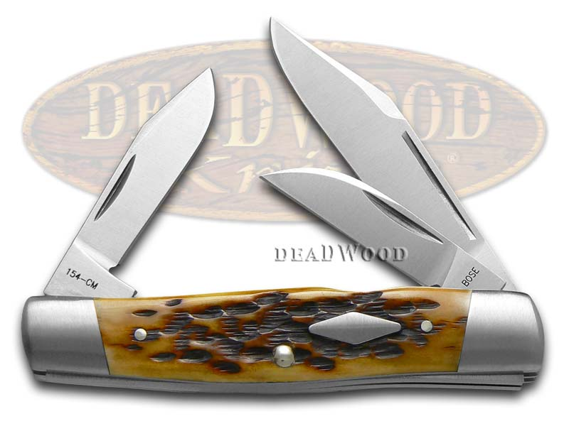 Case Xx Jigged Antique Bone Cattle Knife 154cm Stainless