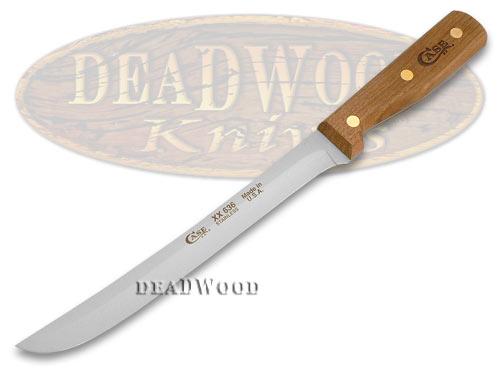 Case xx Household Cutlery Kitchen Walnut Wood Slicer Knife Knives