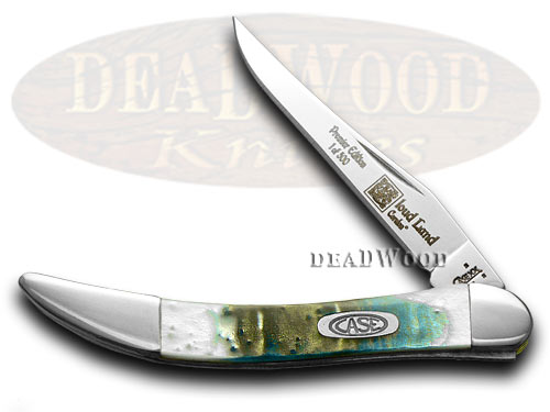 Case xx Genuine Cloud Land Toothpick 1/500 Pocket Knife Knives