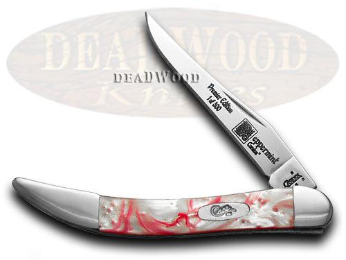 Case xx Genuine Peppermint Corelon Toothpick 1/500 Pocket Knife Knives