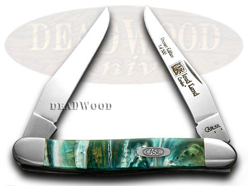 Case xx Genuine Cloud Land Muskrat 1/500 Pocket Knife Knives