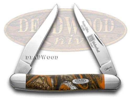 Case xx Genuine Oktoberfest Muskrat 1/500 Pocket Knife Knives