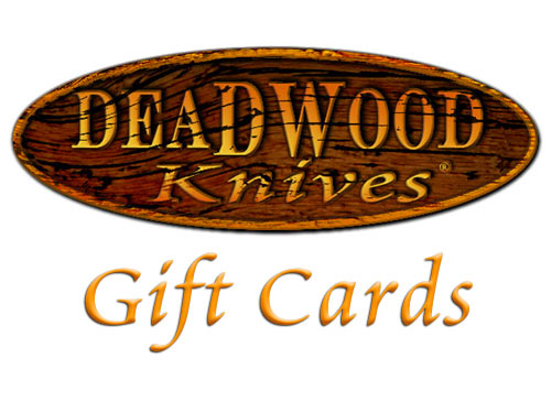 10 Deadwood Knives Gift Card