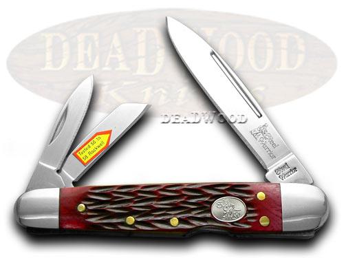 Steel Warrior Lockback Whittler Pocket Knife